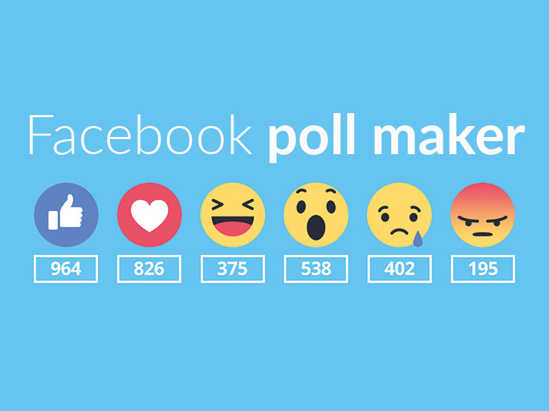 Facebook Poll Maker